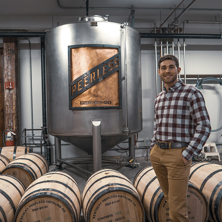 how-kentuckys-youngest-master-distiller-uses-tech-to-make-better-bourbon