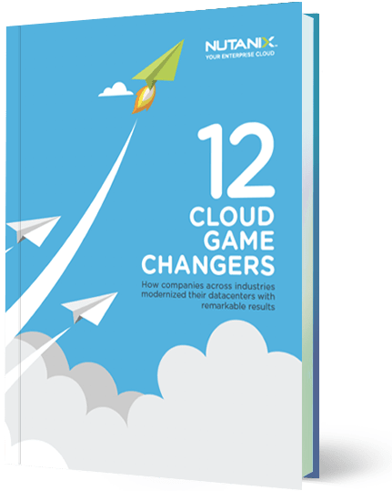12  Cloud Game Changers