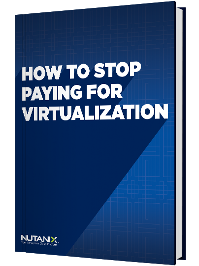 How to Stop Paying for Virtualization