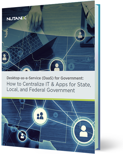 How to Centralize IT & Apps for State, Local, and Federal Government