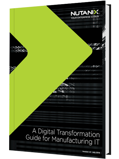 A Digital Transformation Guide for Manufacturing IT