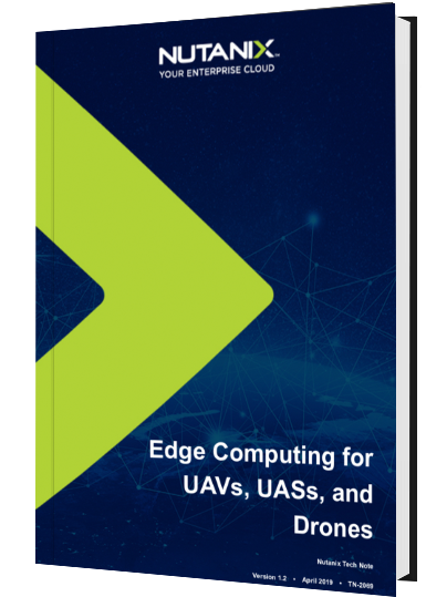 Edge Computing for UAVs, UASs, and Drones
