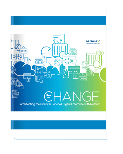 Here for Change: Supporting Financial Services Innovation