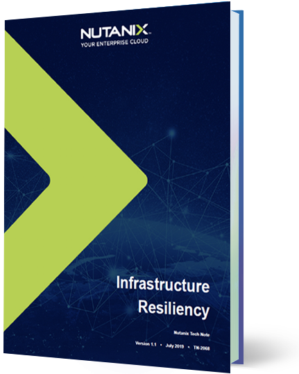 Infrastructure Resiliency