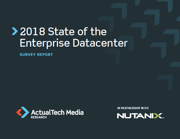 2018 State of the Enterprise Datacenter Report