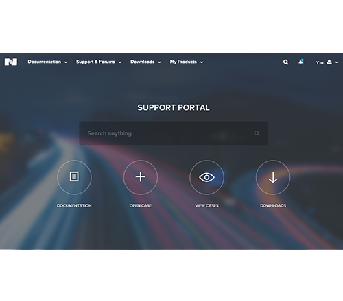 Support Portal