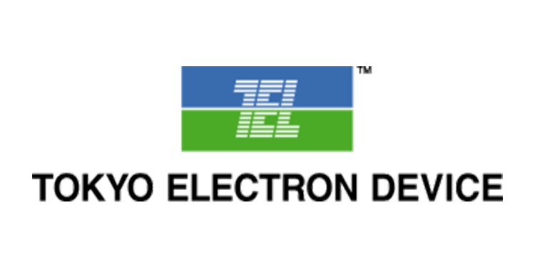 Tokyo Electron Device 로고