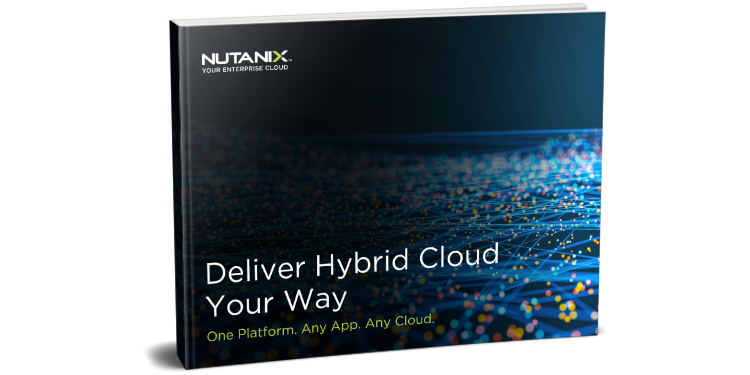 Nutanix Solutions eBook