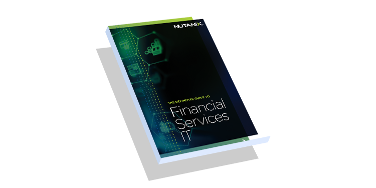 The Definitive Guide to Financial Services IT