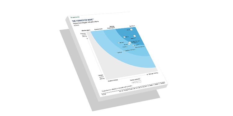 Nutanix a Leader in Prominent - The Forrester Wave Hyperconverged Infrastructure Q3 2020