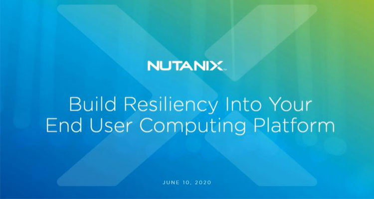 Join to learn key EUC IT design requirements for financial institutions, how tier-1 banks with 40,000+ desktops worldwide are using virtual desktops, and discuss Wipro's VirtuaDesk VDI solution powered by Nutanix.