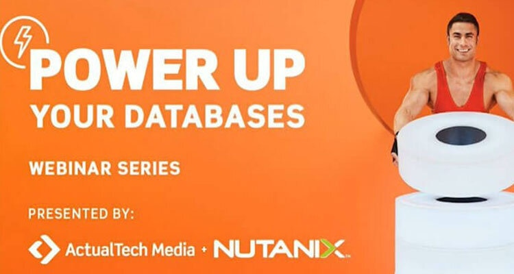 Power Up Your Databases Webinar Series