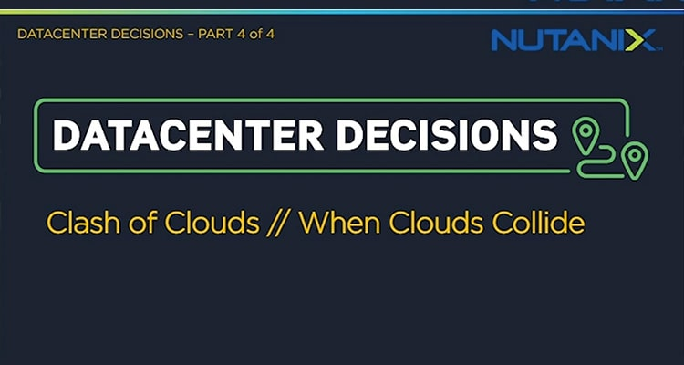 vRealize Automation on Nutanix: Private Cloud in a boxEnterprise Cloud Index Report - Hybrid Cloud Outlook