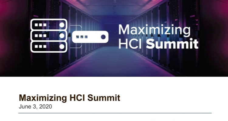 Join us for this free half-day seminar led by the editors of Virtualization & Cloud Review, hear from independent industry experts on why hyperconvergence is the future, the top benefits that HCI provides and learn best practices from those who've gone before.