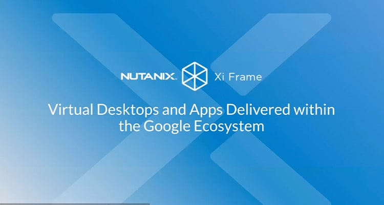 Deliver virtual desktops and applications within the Google ecosystem