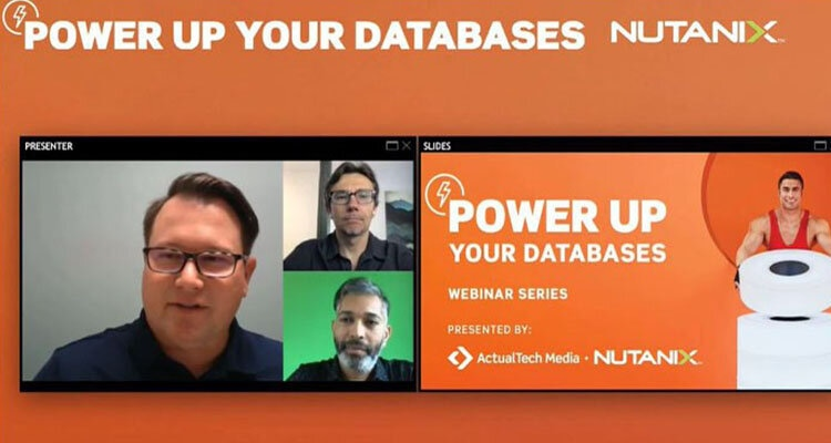 Join Nutanix General Manager for Database Business Bala Kuchibhotla as we quiz him on what he sees as the big challenges business, IT, and practioners are facing today.