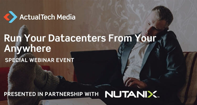 Nutanix simplifies and streamlines your environment to make hypervisor and infrastructure management as easy as checking your email.