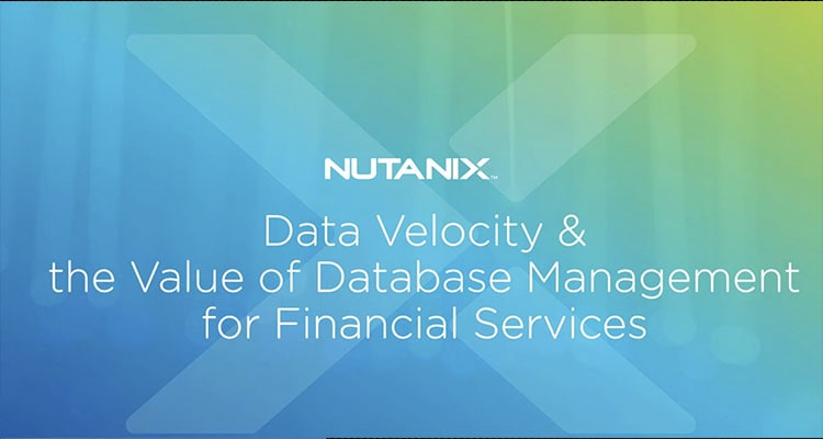 Tackling data growth and database proliferation in the financial sector