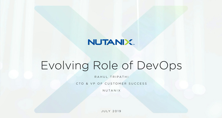 DevOps continues to play an important role in transforming today's digital landscape.